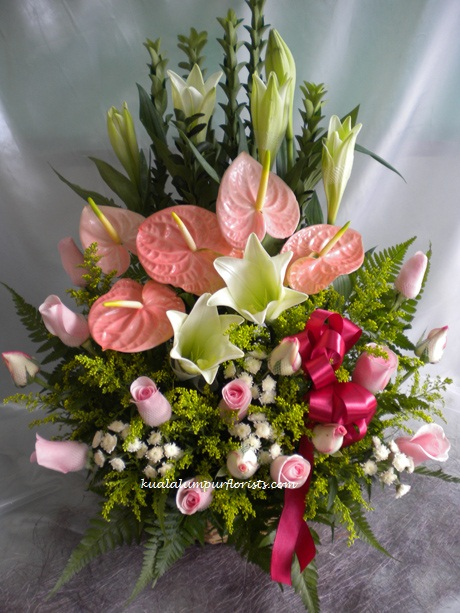 KLFB7100 (Mixed flowers)