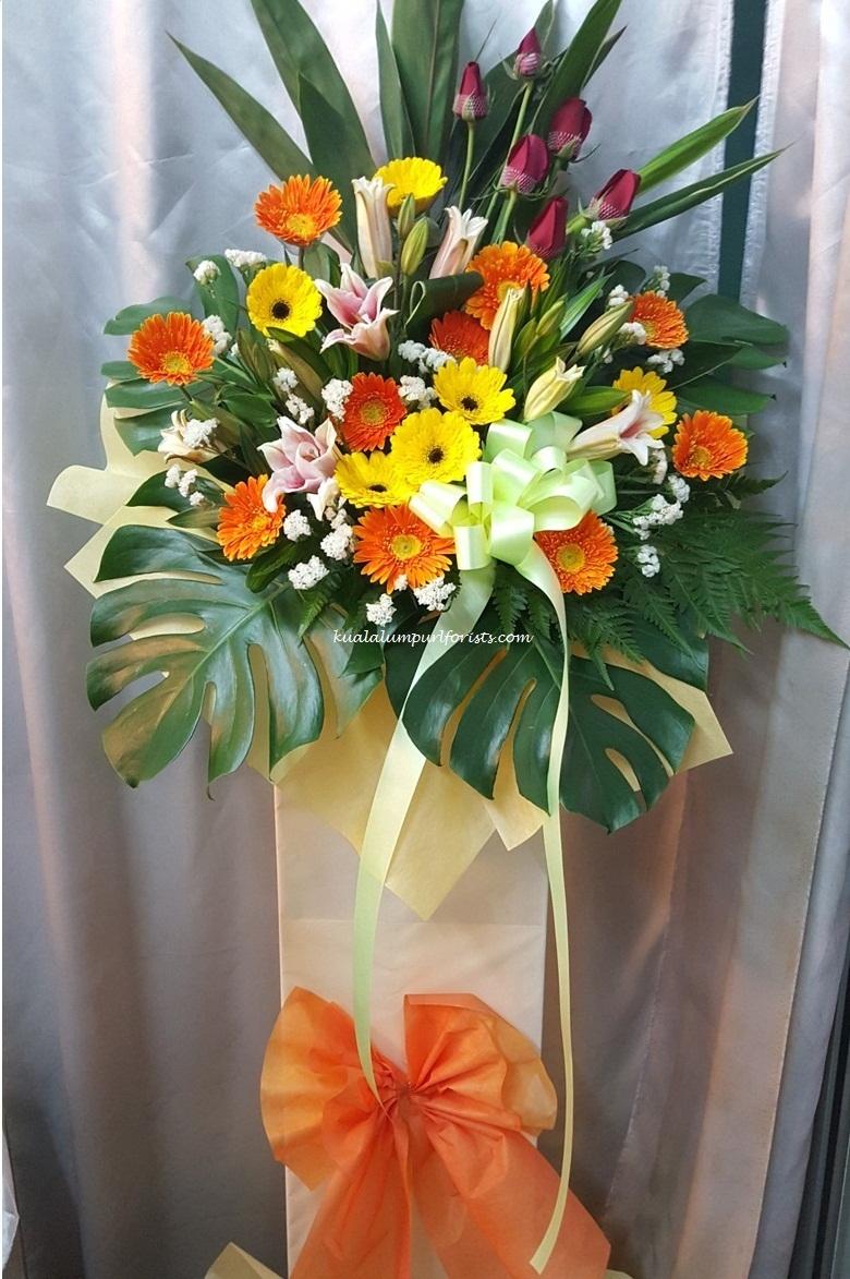 Flower Stand Florist Malaysia Florist In Kl Send Flowers Online